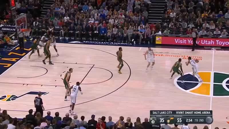 Бруклин Нетс 98 114 Юта Баскетбол НБА Обзор матча 17 марта 2019 в 4 00