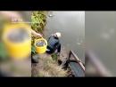 Волонтеры спасли рыбу из Мотовилихинского пруда