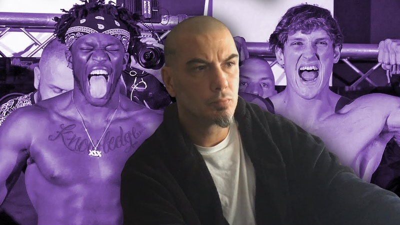 Phil Anselmo Analyzes The Logan Paul vs KSI Fight