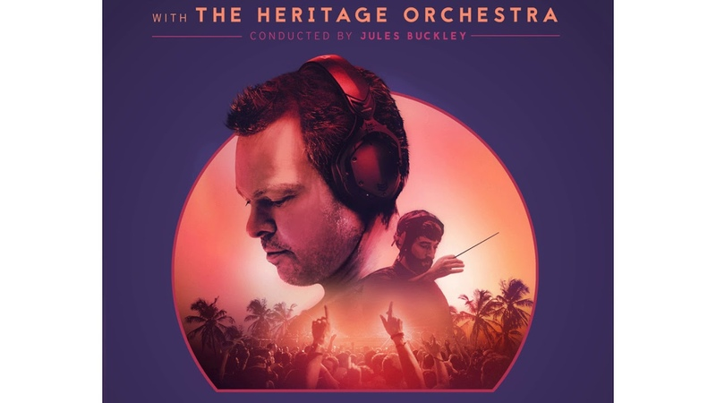 Pete Tong The Heritage Orchestra - La Ritournelle feat. Will Heard. Conducted by Jules Buckley