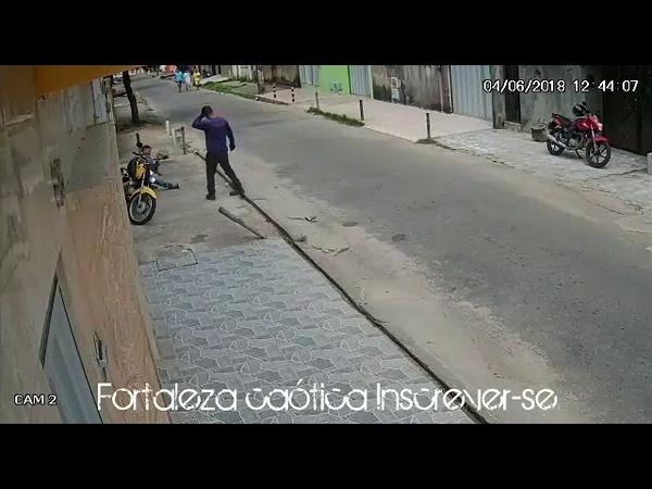 Bandidos em ação 😤 novo video