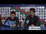 Послематчевая пресс-конференция Жерарда Нуса после игры