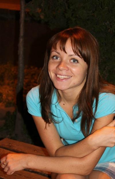 Марина Чикова, 3 июля 1991, Рязань, id69030997