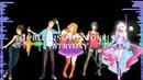 ニコニコラボ Blessing Vocaloid ONA MAIKA Bruno y Clara Fanloid Leire y Eden PV