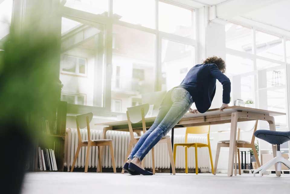 Как ускорить потерю веса-Оставаться активным каждый день