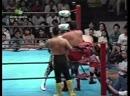 1997.08.22 - Steve Williams/Gary Albright/The Lacrosse vs. Toshiaki Kawada/Akira Taue/Tamon Honda