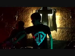 gancher & ruin, therapy sessions 23.11.18 @КПД