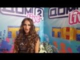 Видеоблог участника Анастасия Ендальцева _ Пинчук – не конкурентка мне