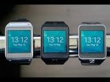 Samsung Galaxy Gear Tizen Preview