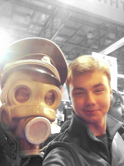 Дмитрий Носачёв, 10 февраля , Москва, id28419718