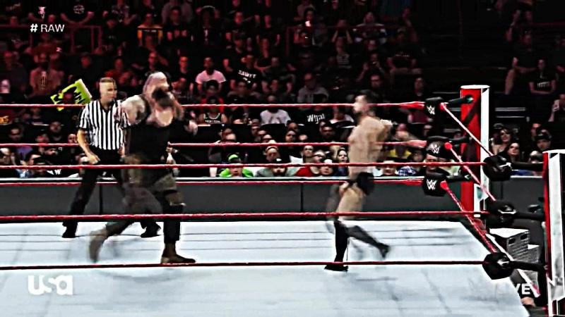 WBSOFG Braun Strowman vs Finn Balor Best Moments RAW