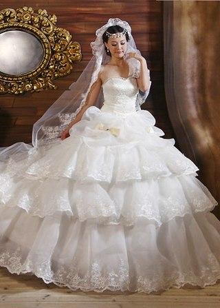 Цена свадебного платья в китае