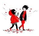 Трогательные иллюстрации, доказывающие, что любовь кроется в мелочах