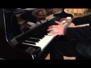 Adele - Skyfall piano cover improved version