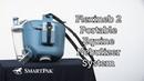 Flexineb 2 - портативный небулайзер для лошадей / Flexineb 2 Portable Equine Nebulizer System Review