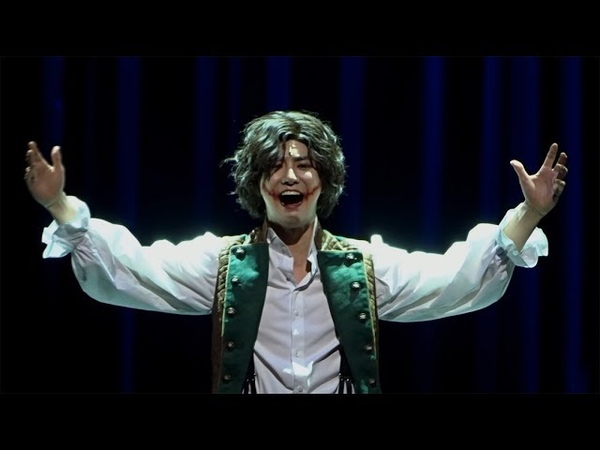 [VLOG2] 181031 웃는남자 SUHO(김준면배우) 커튼콜 막공💕 뮤지컬 밍블