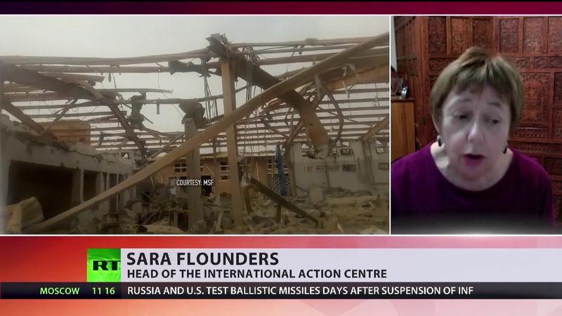 Selbst schuld Saudi Arabien nach Bombardierung von Krankenhaus