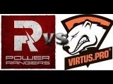 Highlight Virtus.pro vs PowerRangers D2CL Season 2