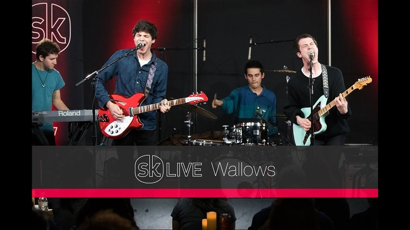 Wallows - Ground [Songkick Live]
