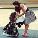 Быть мамой девочки — это значит, что дома есть маленькая модница, помощница, няня, повар…