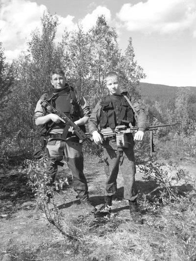 Семён Спиричев, 15 декабря 1990, Мурманск, id106067264