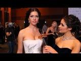 Мисс Вселенная 2012 Оливия Калпо на финале