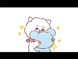 In the mood for a hug - RJ KOYA BT21.mp4