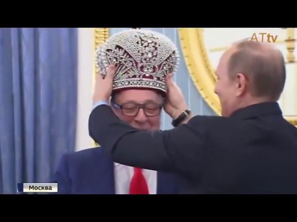 Путин, осёл и дочь эсэсовца. Гитлеровцы и потомки Христа хотят сбросить Путина