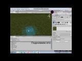 Как сделать игру Penumbra на Unity3d Серия 1 Игрок, и неонавая трубка
