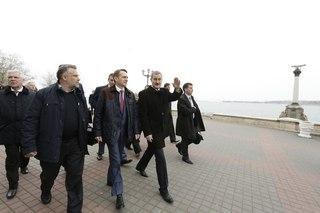 2014 04 05 Рабочий визит в Крым