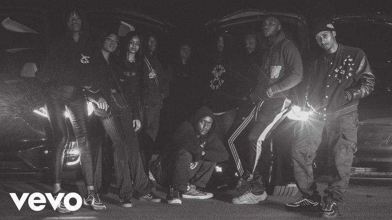 Buddy - Black ft. A$AP Ferg