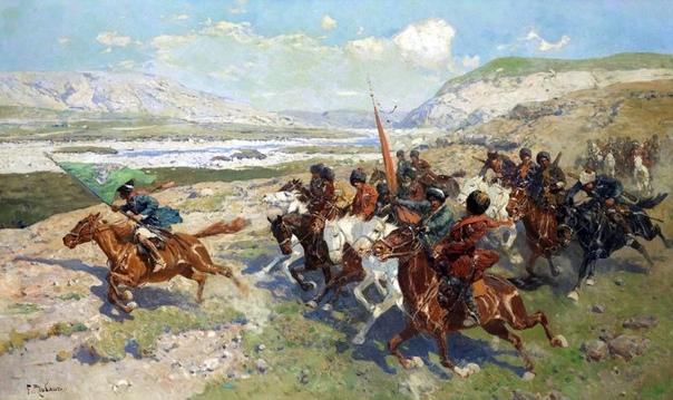 Доктора юридических наук Малика Арсанукаева писала о большом «польском следе» в истории горцев Северного Кавказа в XIX веке