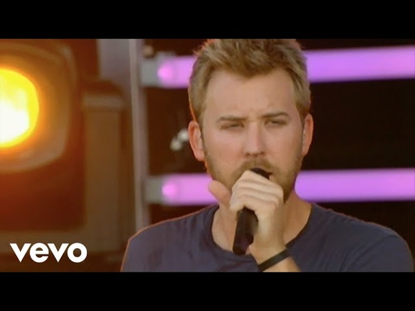 Lady Antebellum All We'd Ever Need Live