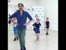Тренировка в Аделанто, учим новые фигуры танца Ча-ЧаЧа.