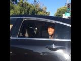 theworldshero: @kingbach in that uber life 😂😂 randomly saw this guy crazy