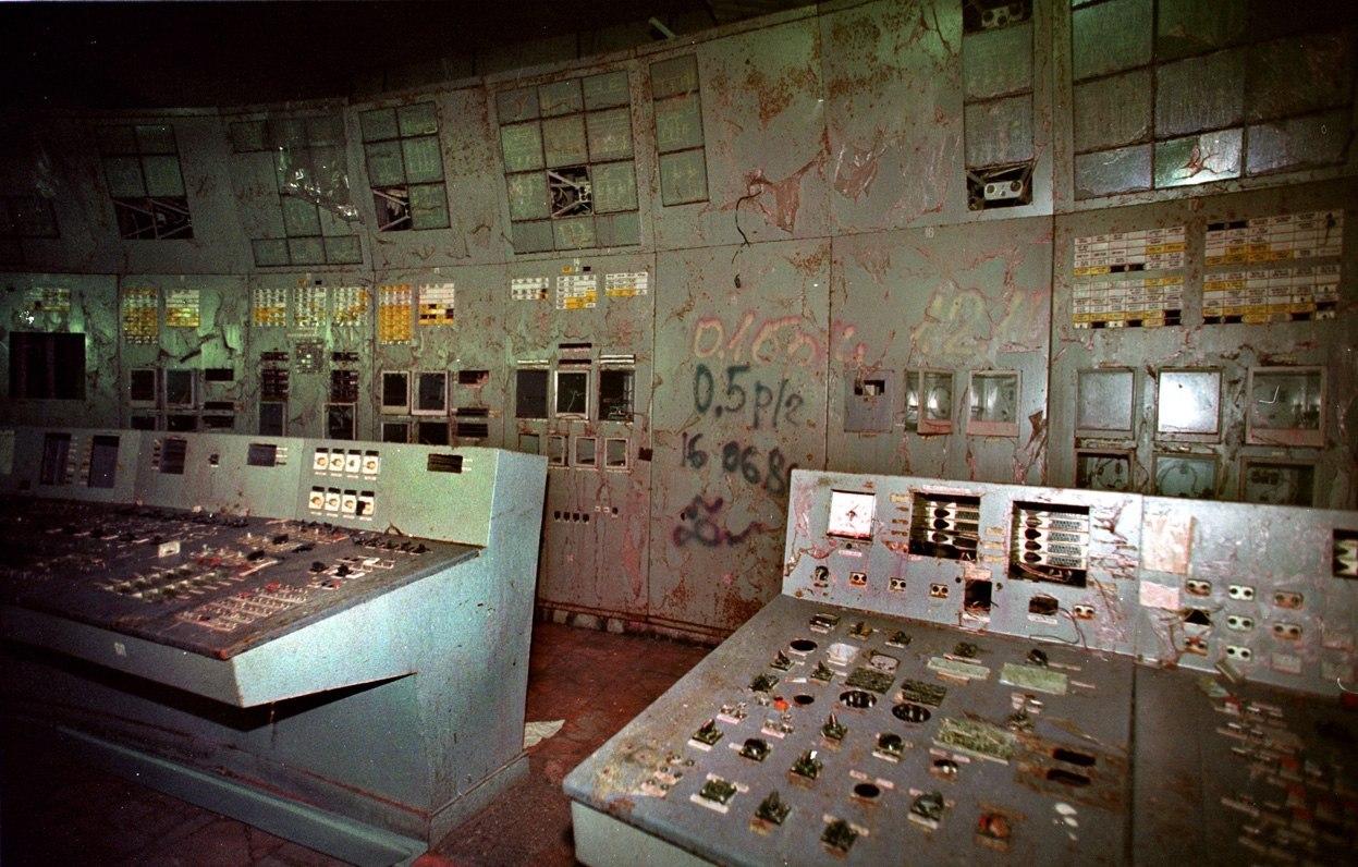 Загадка Чернобыльской Катастрофы Николай Кравчук