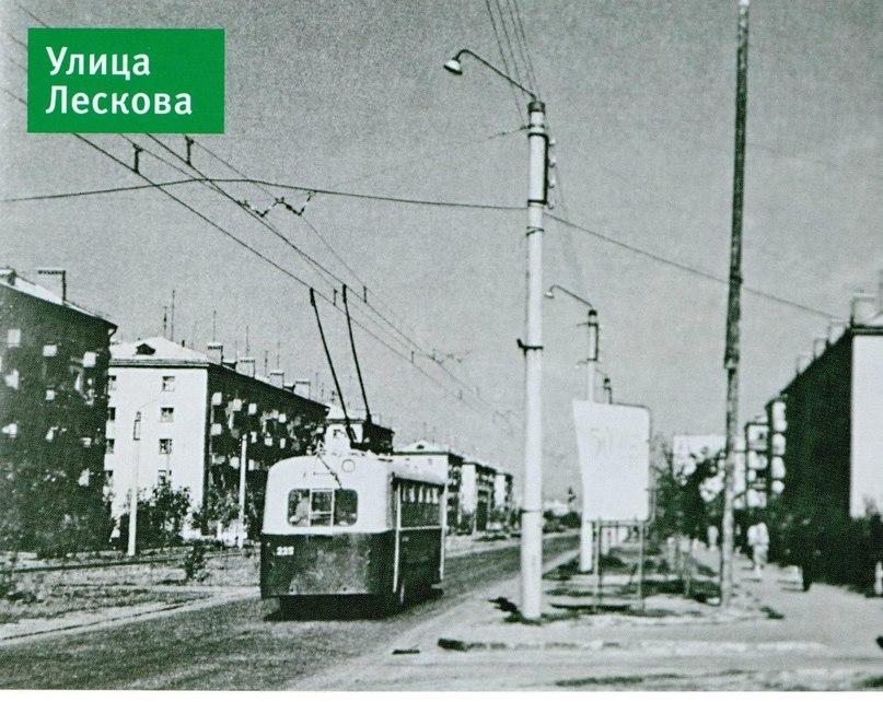 В 1976 г. маршрут 17 продлен