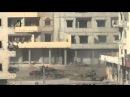 Сирия 2013 Попадание в танк Т-72 из РПГ 29 Вампир