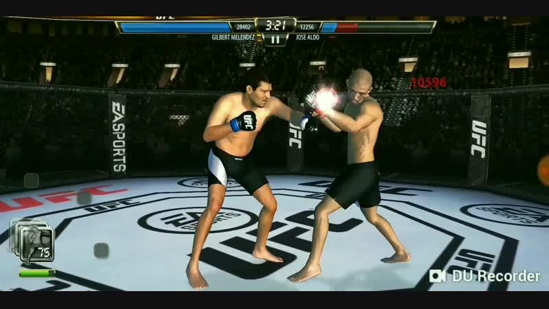 Gilbert Melendez UFC mobile