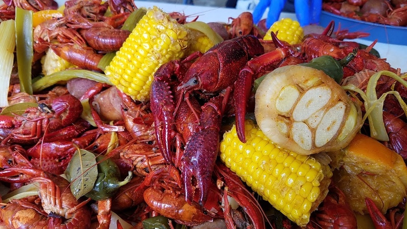 The Secret Behind A Great Louisiana Crawfish Boil Boil Boss 2019