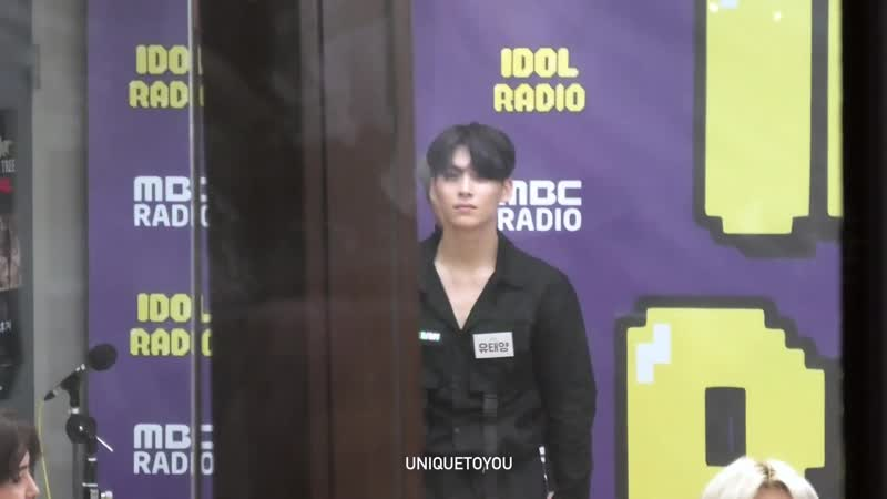 190618 SF9 - Dance Medley (фокус на Тэяна) @ Idol Radio