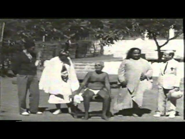 Ramana Maharshi, Swami Yogananda Paul Brunton