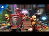 Dungeon Defenders II - Launch Trailer  PS4