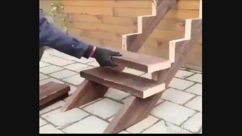 Удобная линейка - пригодится в строительстве