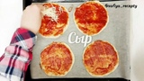 Блюда для перекуса Мини-пиццы