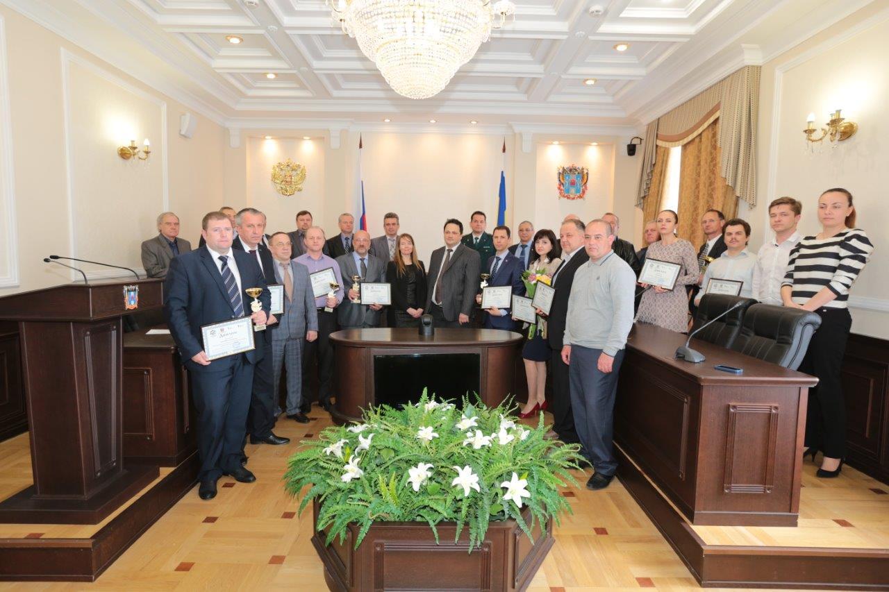 В Ростовской области наградили победителей ежегодного регионального этапа акции «Надежный партнер»