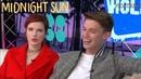 Bella Thorne Flirting With Patrick Schwarzenegger   Midnight Sun