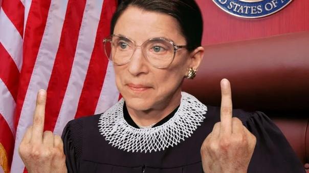 Правила жизни Рут Бейдер Гинзбург, второй судьи-женщины Верховного суда США в истории