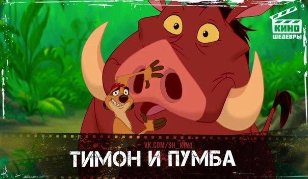 Тимон и Пумба (все сезоны).