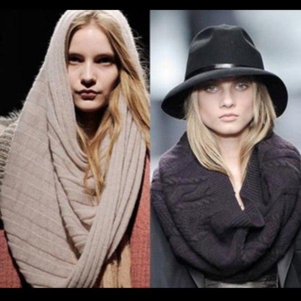 шарфов спицами схемы. шарф